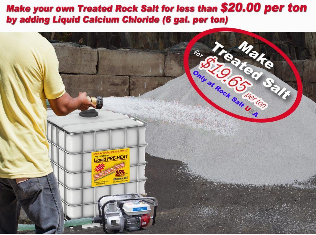 Bulk Salt – Rock Salt USA